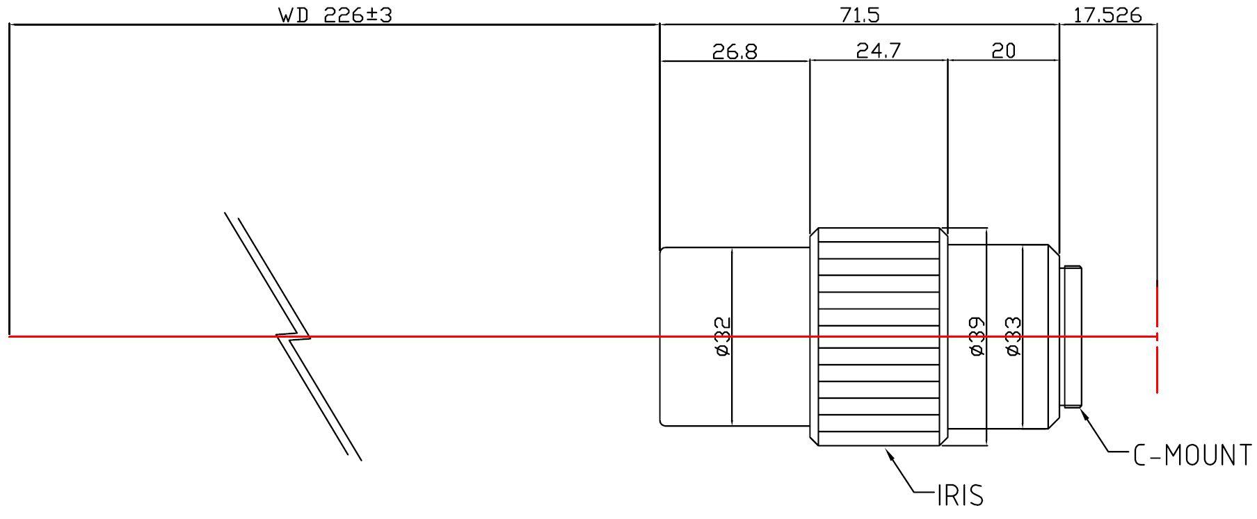 Lensagon MC4M-0215-226I