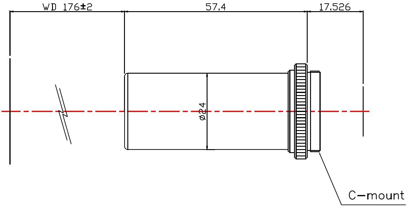 Lensagon MC4M-047-176