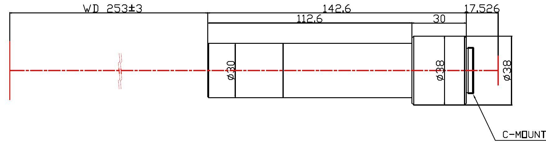 Lensagon MC4M-05-253