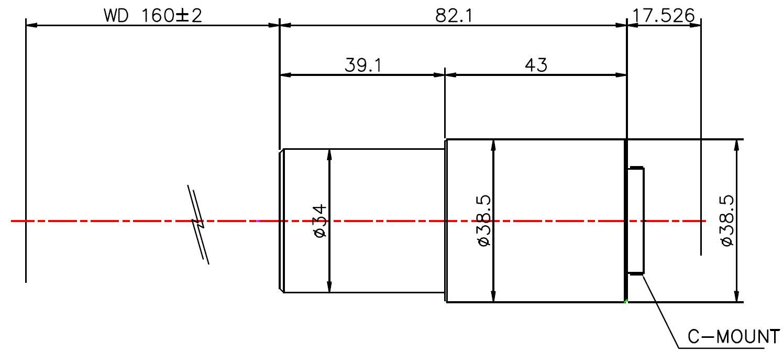 Lensagon MC4M-055-160
