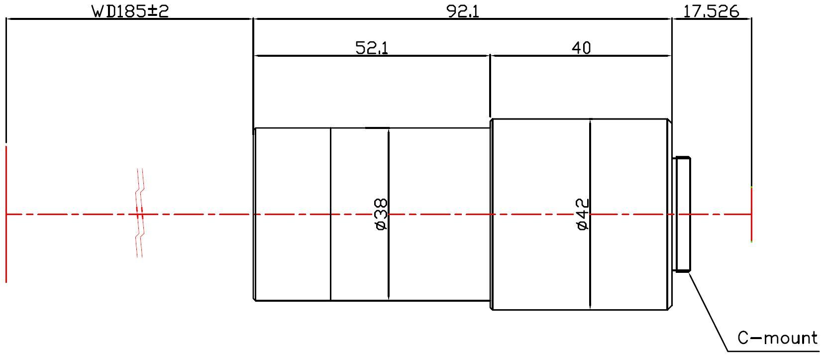 Lensagon MC5M-0257-185