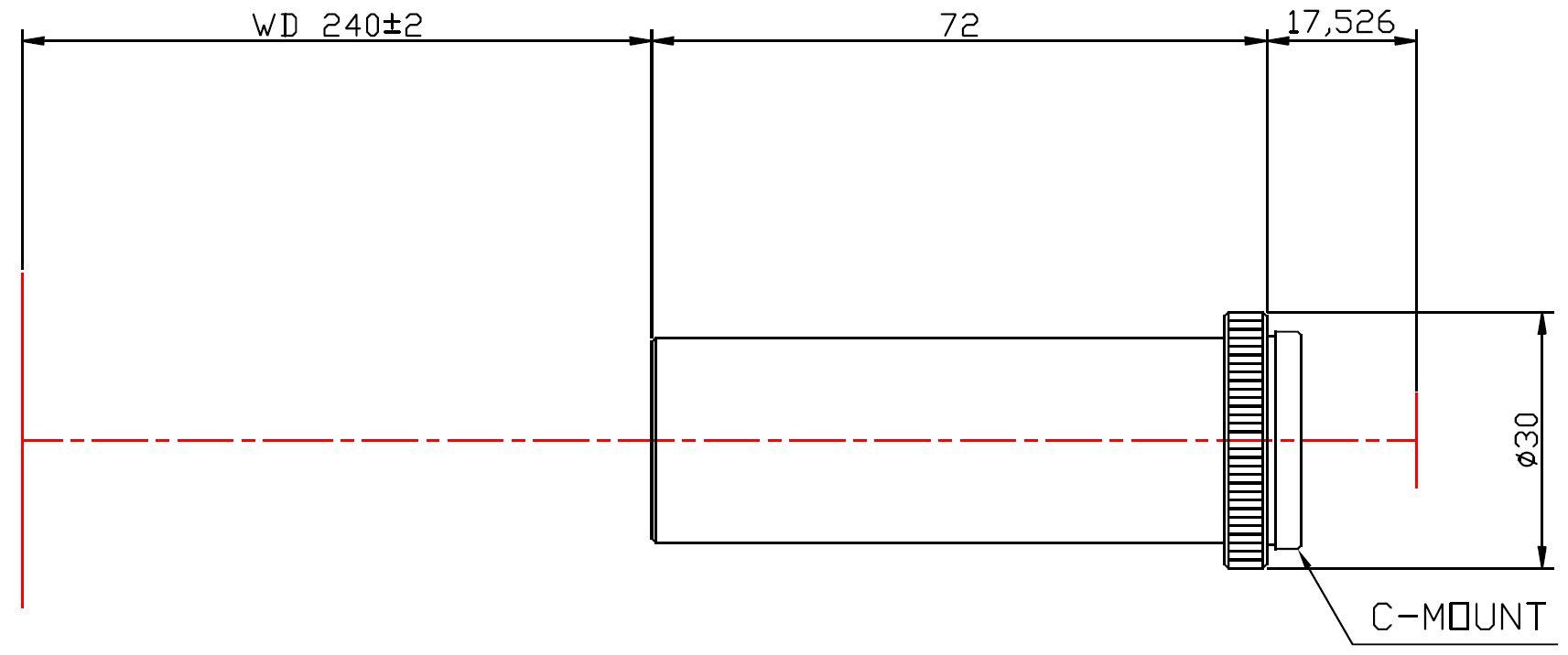 Lensagon MCHR-019-240