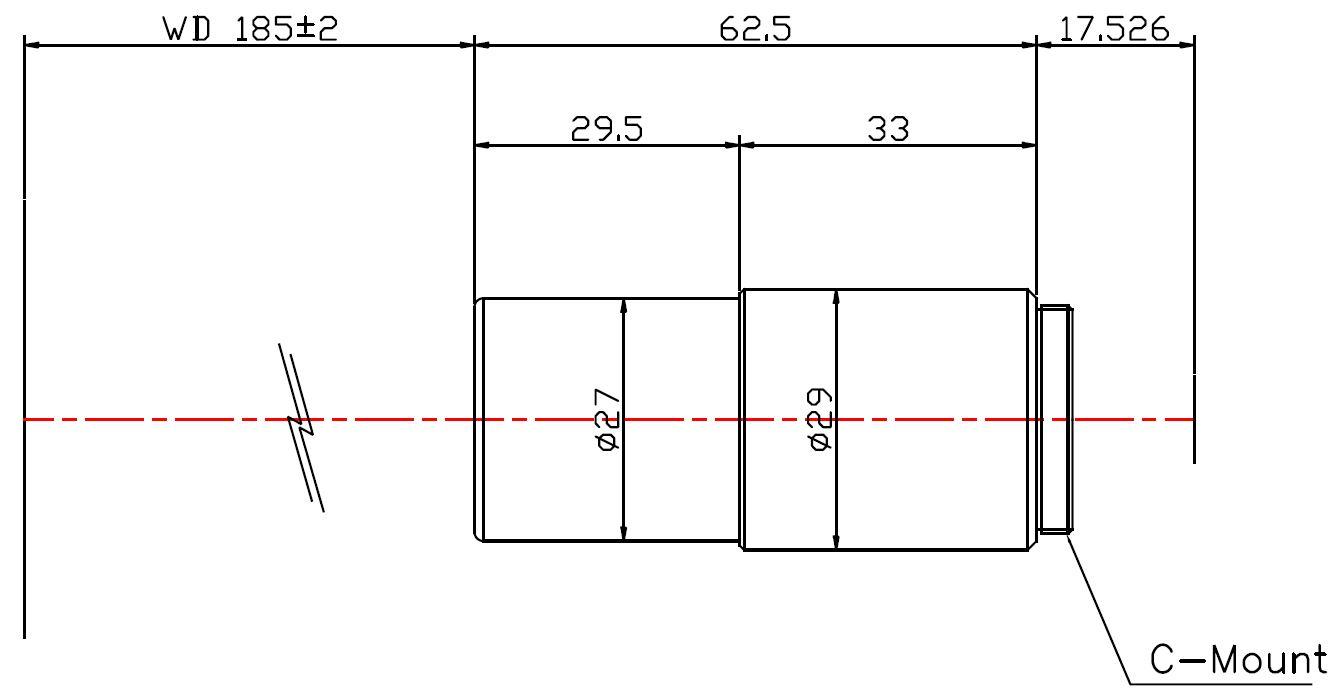 Lensagon MCHR-0198-185