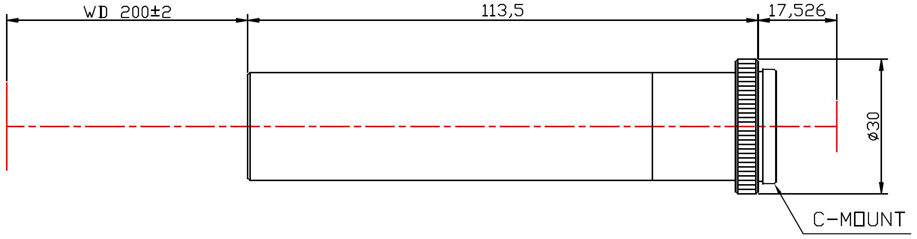 Lensagon MCHR-057-200