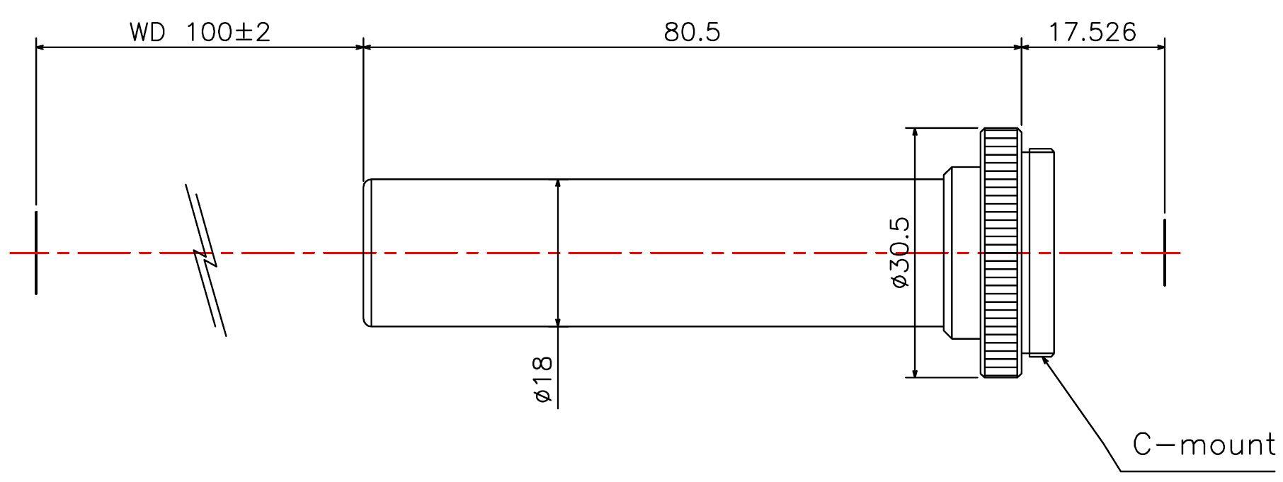 Lensagon MCST-08-100