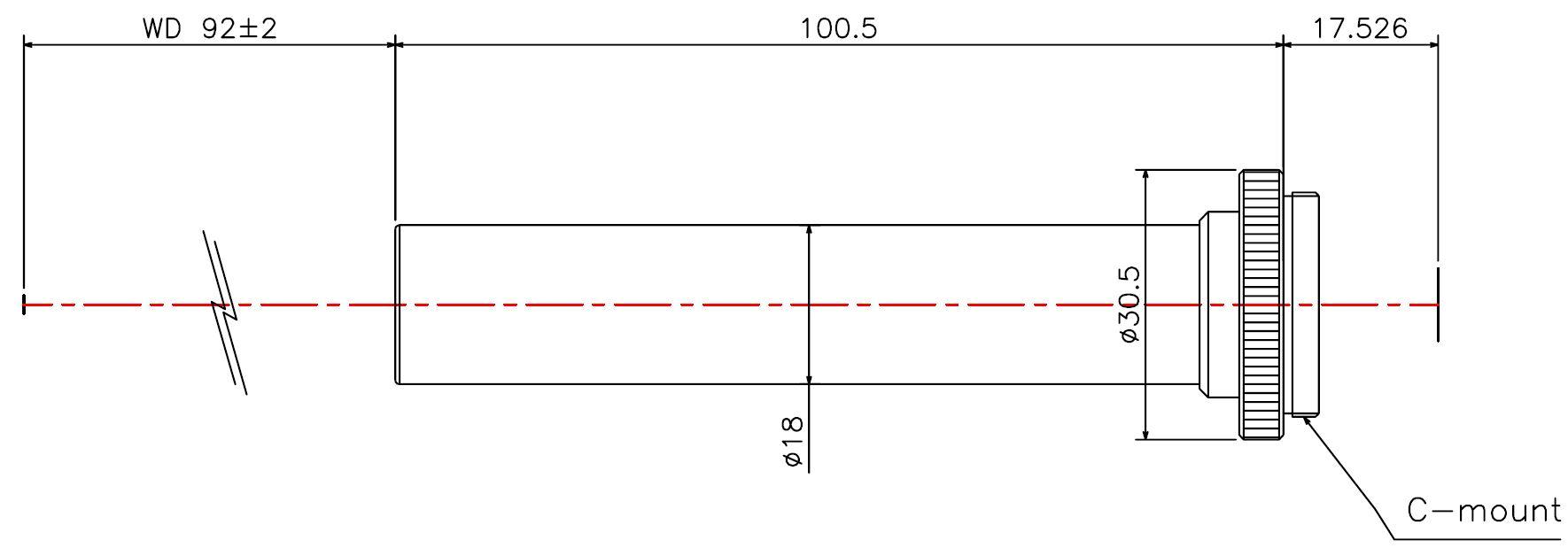 Lensagon MCST-40-92