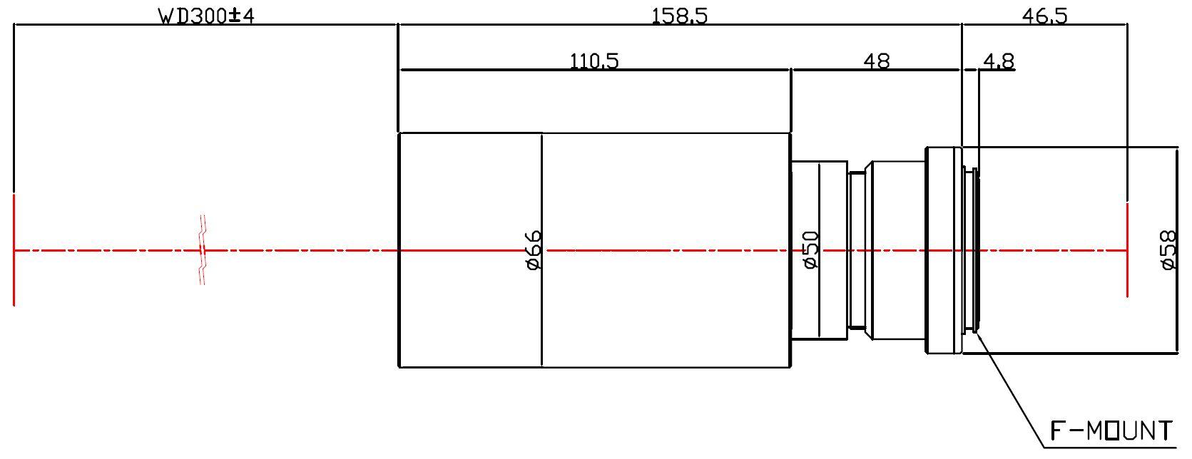 Lensagon MF15M-042-300