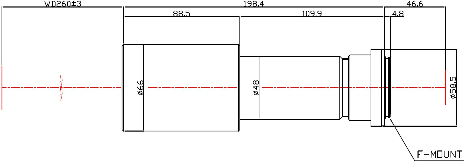Lensagon MF15M-0789-260