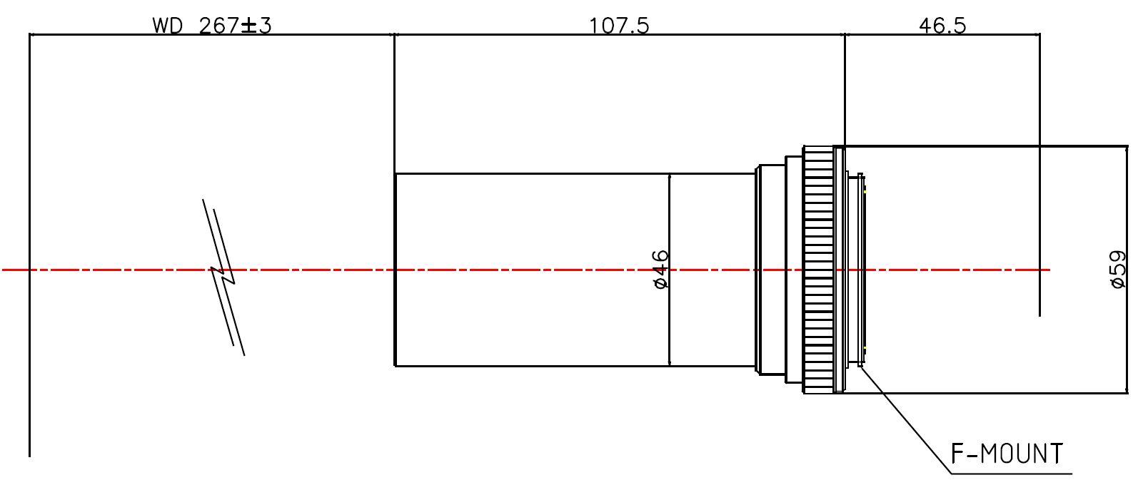 Lensagon MF8M-0247-267