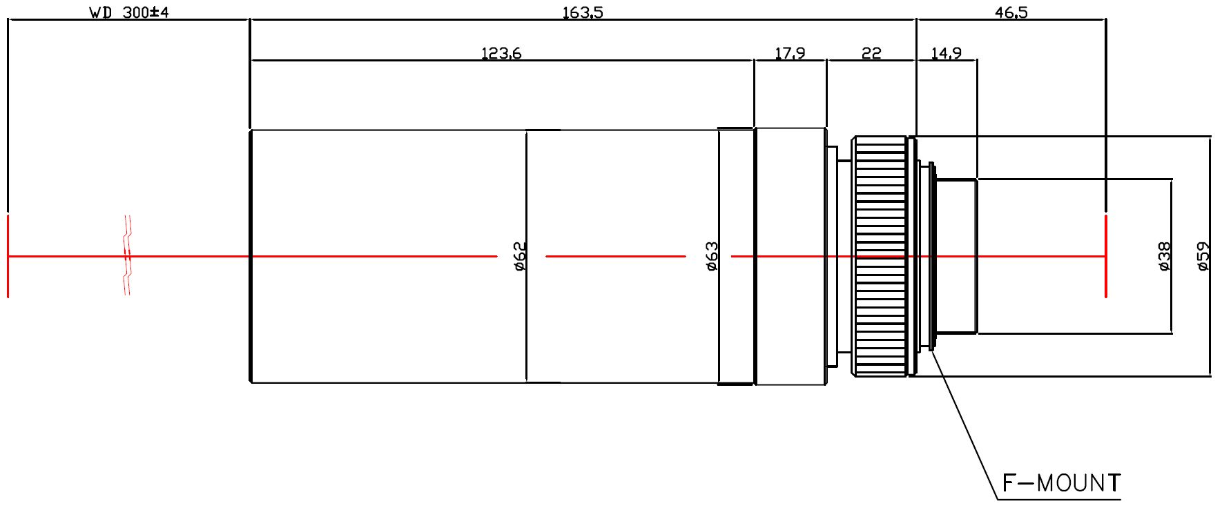 Lensagon MF8M-035-300