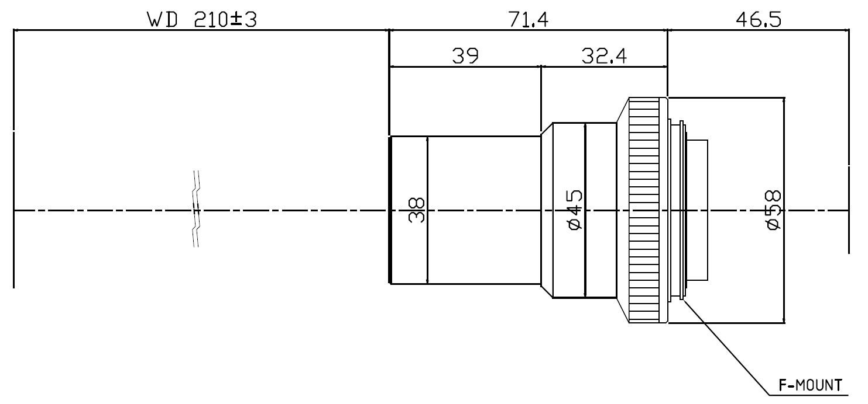 Lensagon MF8M-055-210