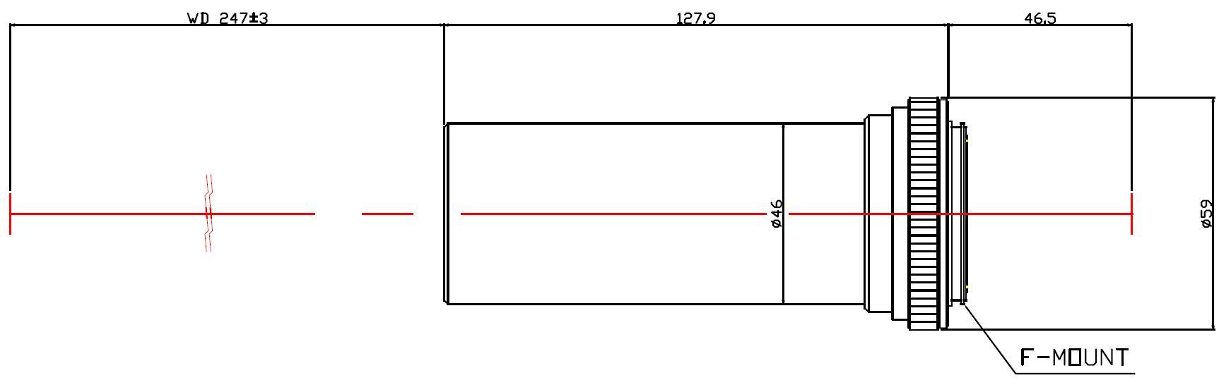 Lensagon MF8M-074-247
