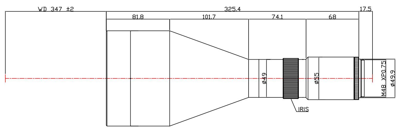 Lensagon T25M-033-347I