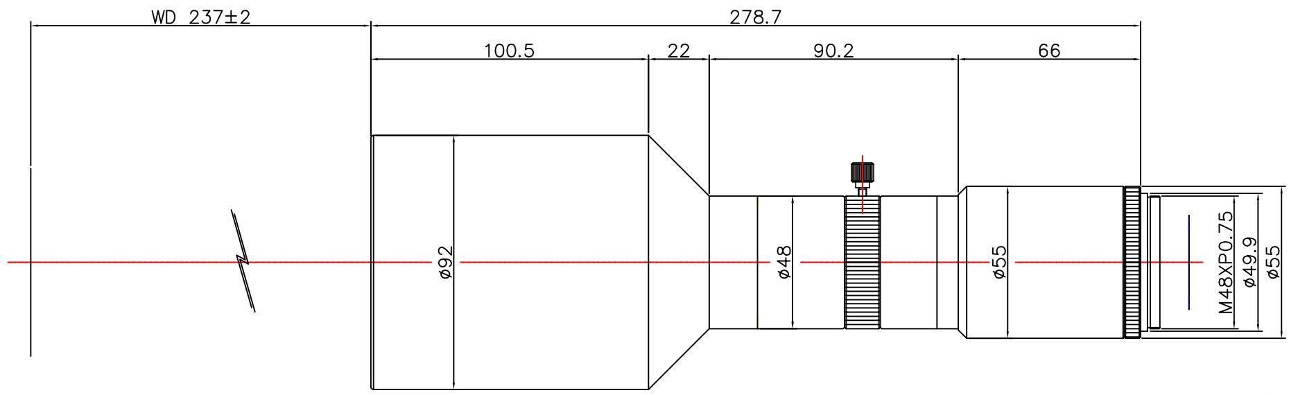 Lensagon T25M-05-237I