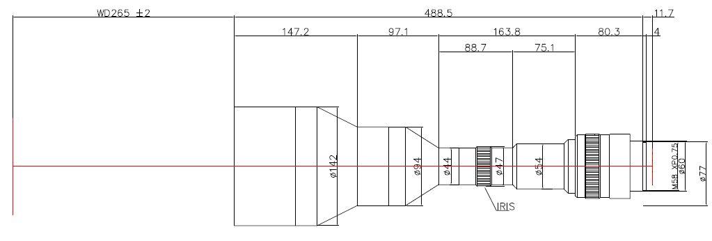 Lensagon T29M-038-265I