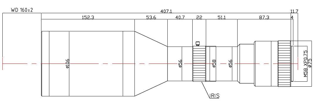 Lensagon T29M-0563-160I