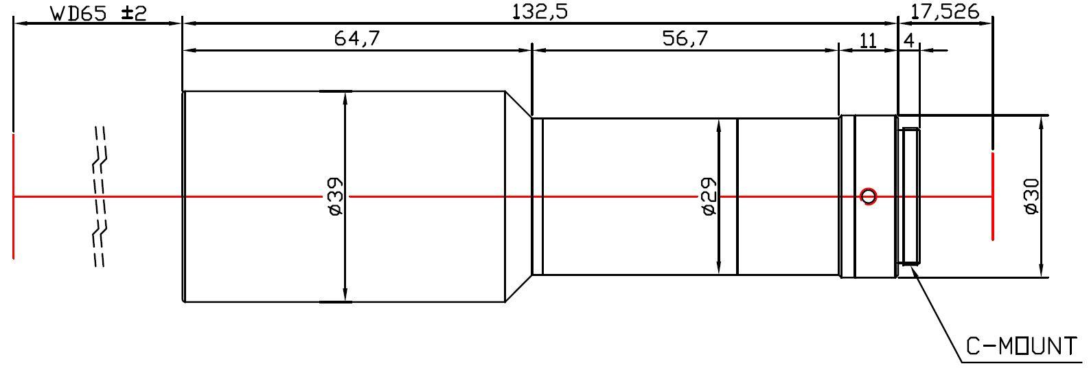 Lensagon TC4M-07-65
