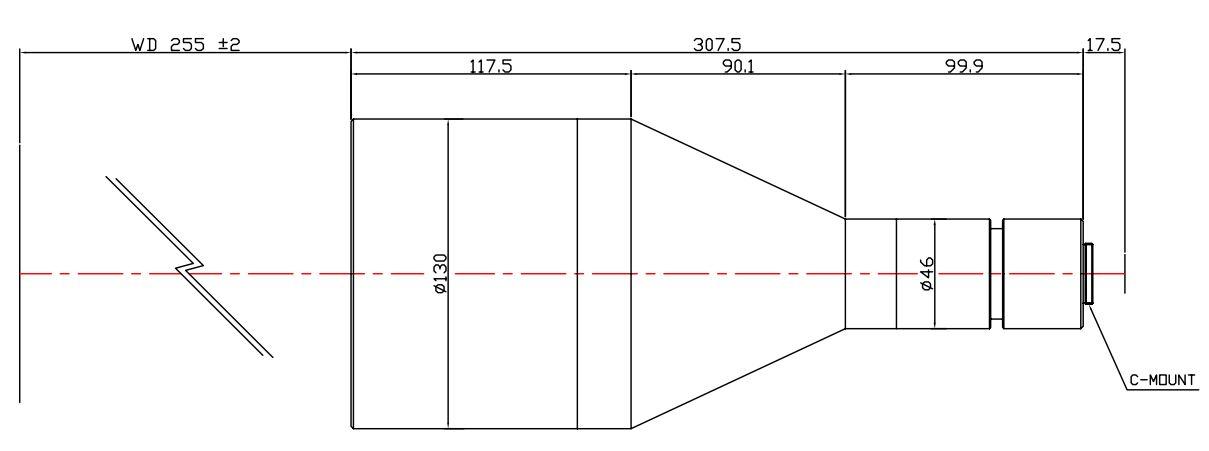 Lensagon TC4MHR-015-255I