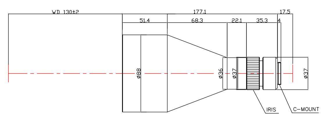 Lensagon TC4MHR-0234-130I