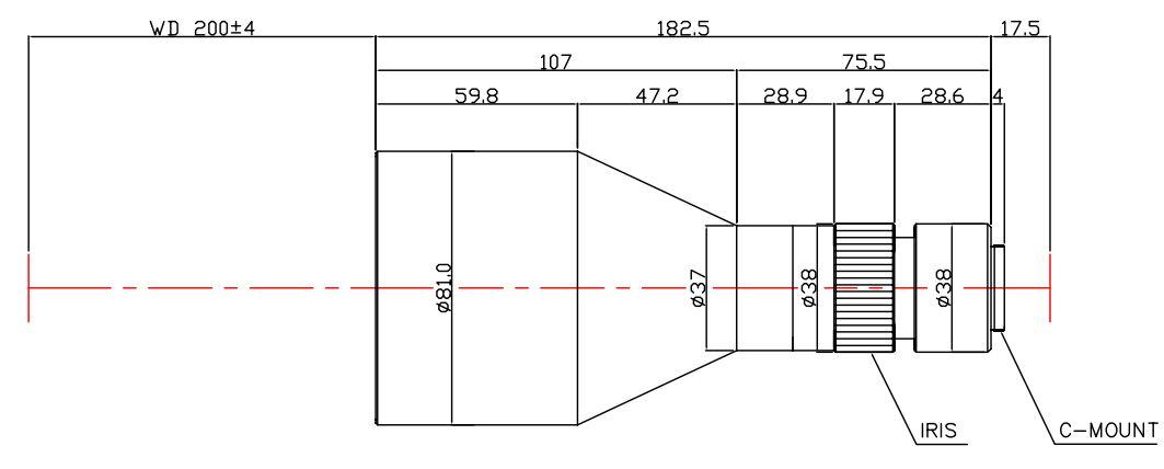 Lensagon TC4MHR-026-200I