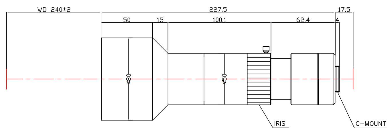 Lensagon TC4MHR-037-240I