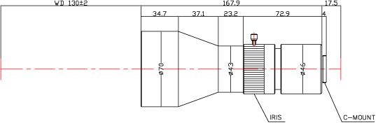 Lensagon TC4MHR-0445-130I