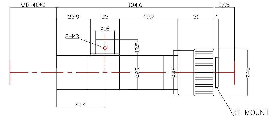 Lensagon TC4MHR-22-40C