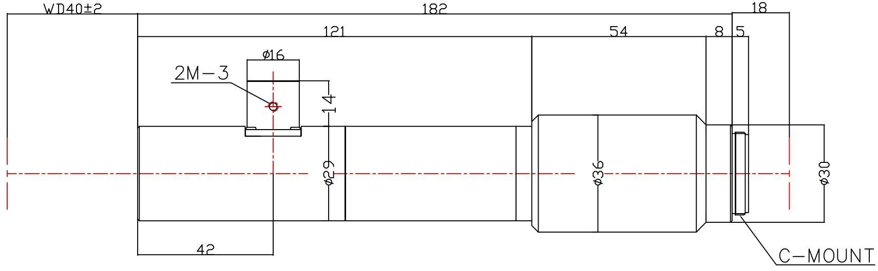 Lensagon TC4MHR-30-40C
