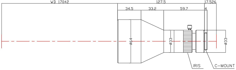 Lensagon TC5M-03-170I