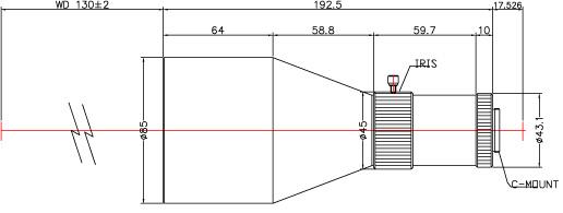 Lensagon TC5M-0315-130I