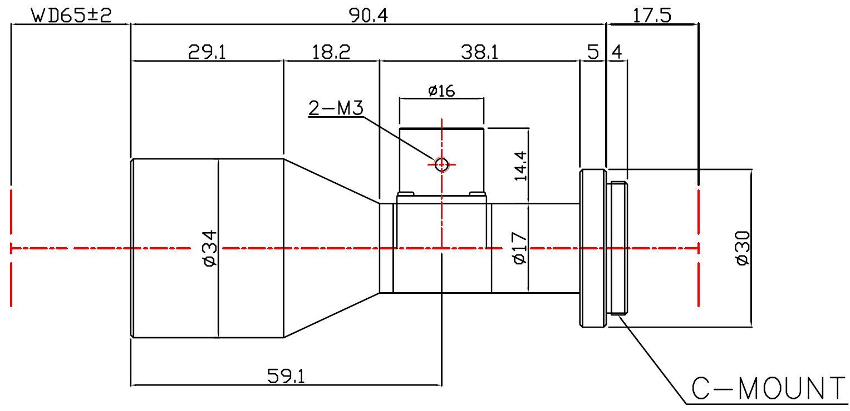 Lensagon TC5M-05-65C