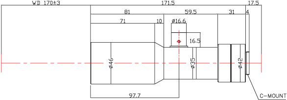 Lensagon TC5M-065-170C
