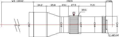 Lensagon TC5M-07-130I