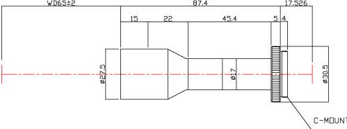 Lensagon TC5M-08-65