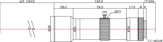 Lensagon TC5M-10-110IC