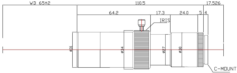 Lensagon TC5M-20-65I
