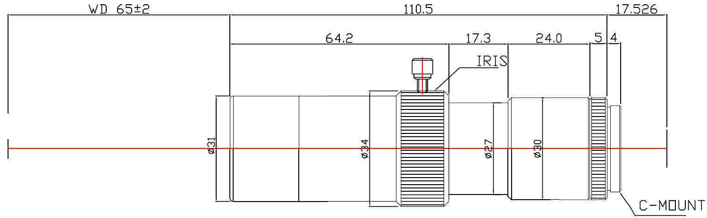 Lensagon TC5M-20-65IC