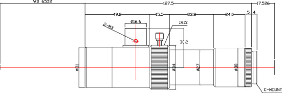 Lensagon TC5M-30-65IC