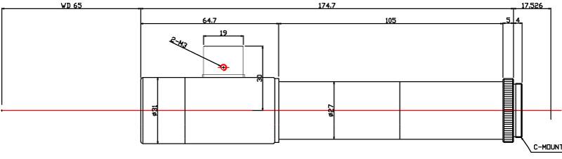 Lensagon TCHR-120-65C