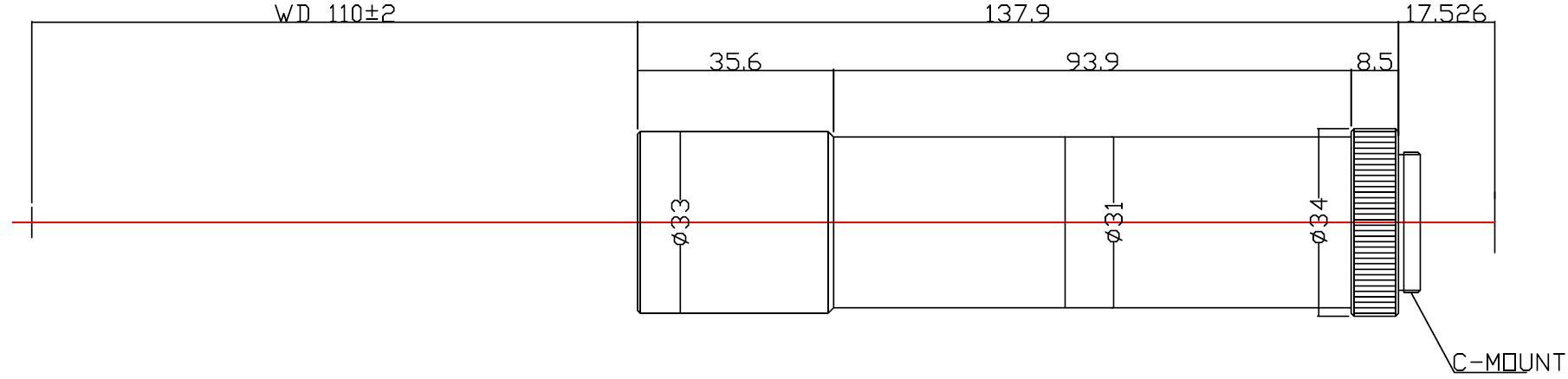 Lensagon TCHR-30-110C