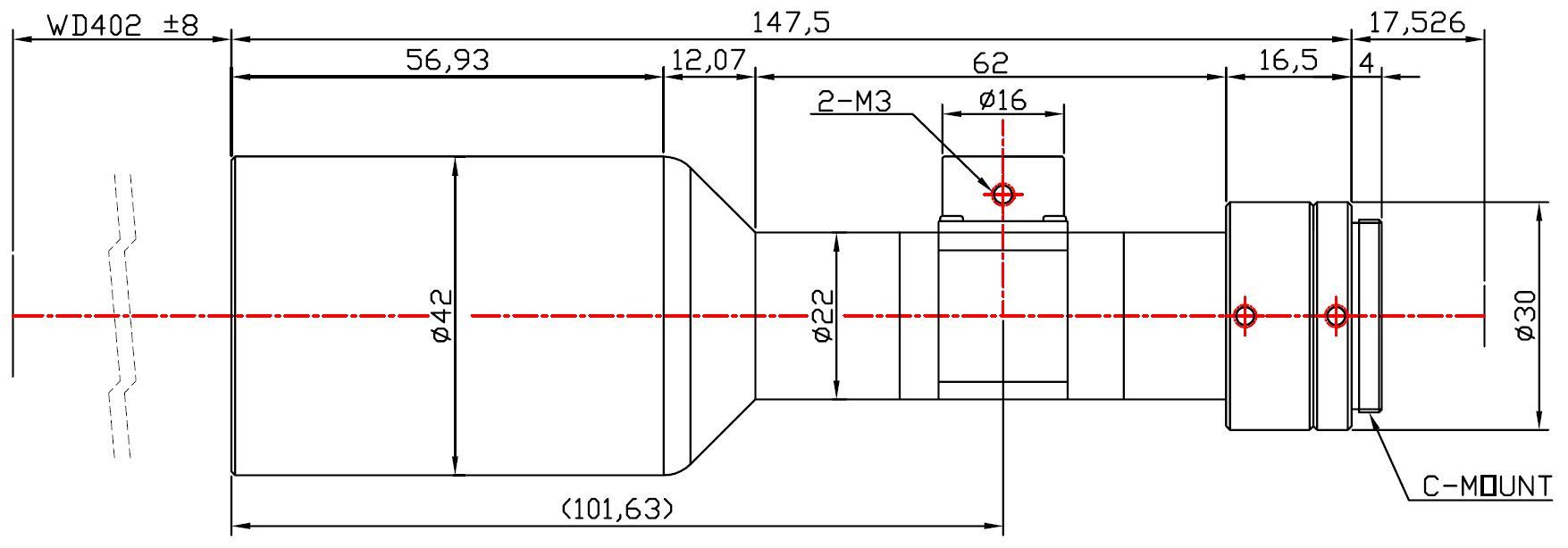 Lensagon TCST-05-400C