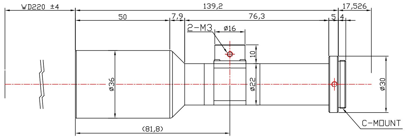 Lensagon TCST-075-220C
