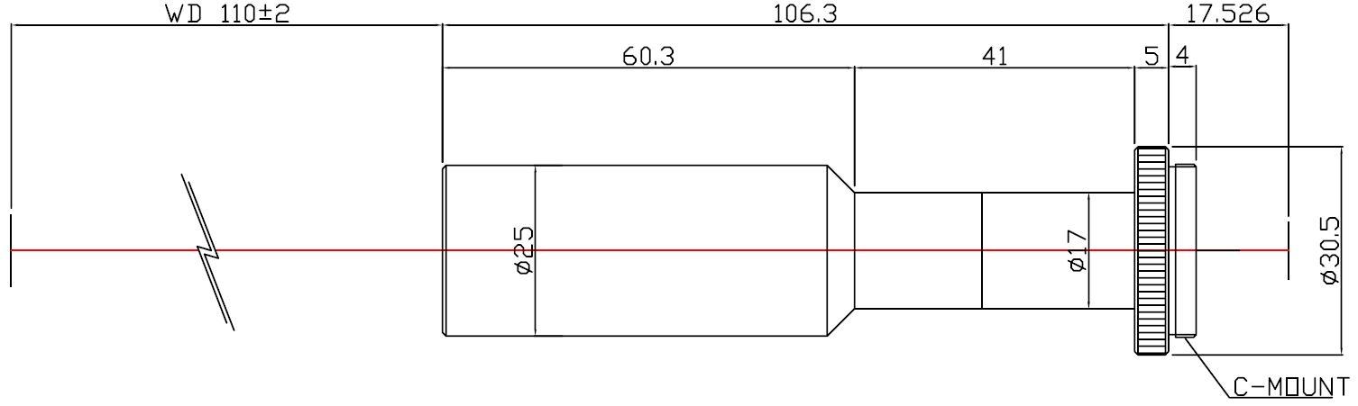 Lensagon TCST-08-110
