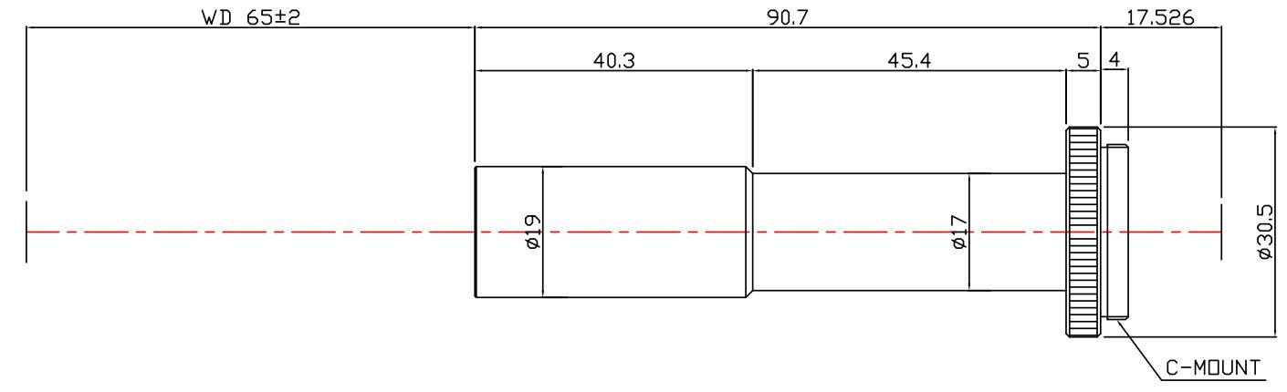 Lensagon TCST-08-65