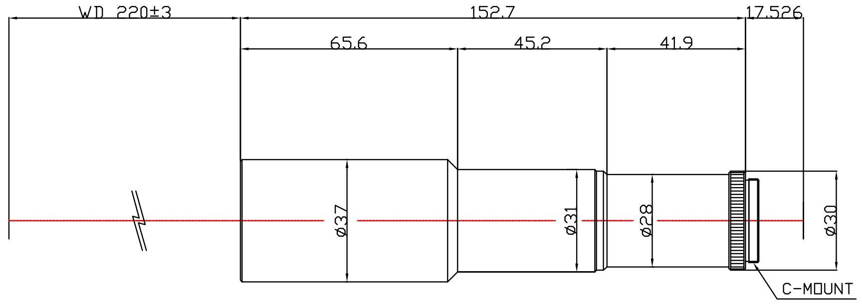 Lensagon TCST-15-220-S12