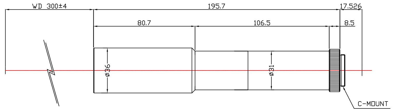 Lensagon TCST-15-300