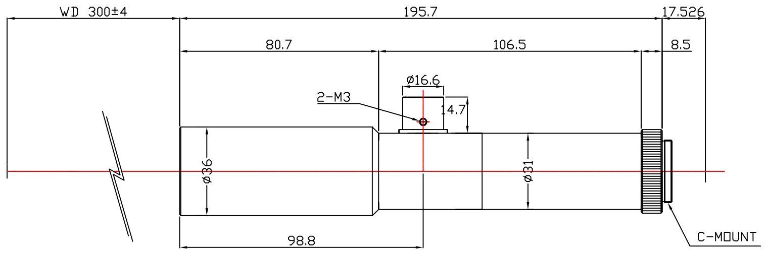 Lensagon TCST-15-300C