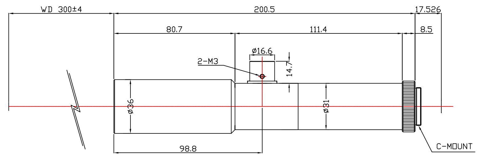 Lensagon TCST-20-300C