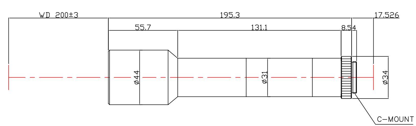 Lensagon TCST-40-200