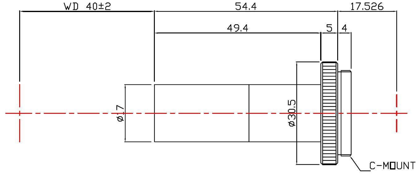 Lensagon TCST-50-40
